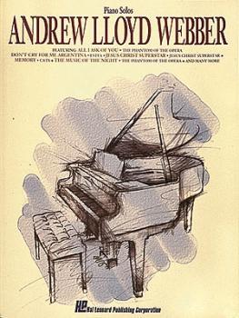 Andrew Lloyd Webber for Piano (HL-00292001)