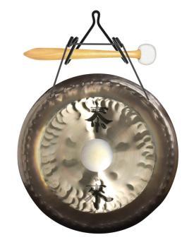 10 Deco Gong Set Wall Hanger (HL-03710695)