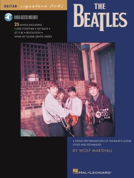 The Beatles: A Step-by-Step Breakdown of the Band's Guitar Styles and  (HL-00298845)