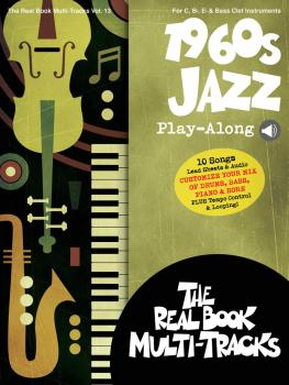 1960s Jazz Play-Along: Real Book Multi-Tracks Volume 13 (HL-00275651)
