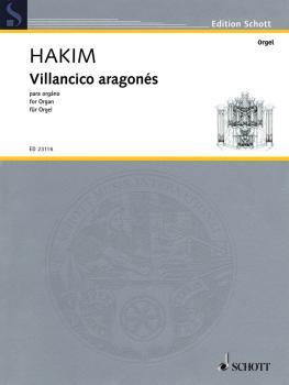 Villancico Aragonés (Organ) (HL-49046330)