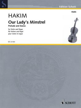 Our Lady's Minstrel (Violin and Organ) (HL-49046332)