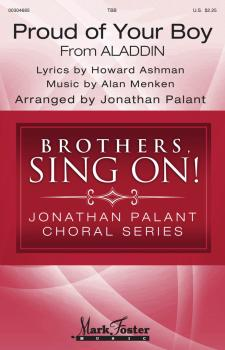 Proud Of Your Boy: Jonathan Palant Choral Series (HL-00304685)