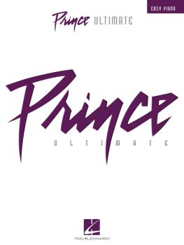 Prince - Ultimate (Easy Piano Songbook) (HL-00302630)