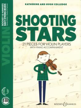 Shooting Stars: 21 Pieces for Violin Players with Piano Accompaniment (HL-48024851)