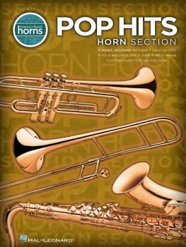 Pop Hits Horn Section: Note-for-Note Transcriptions (HL-00302275)