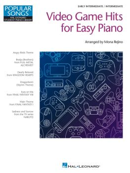 Video Game Hits for Easy Piano - Popular Songs Series (Early Intermedi (HL-00300310)