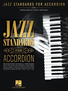 Jazz Standards for Accordion (HL-00286161)
