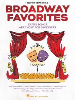 Broadway Favorites (HL-00319408)