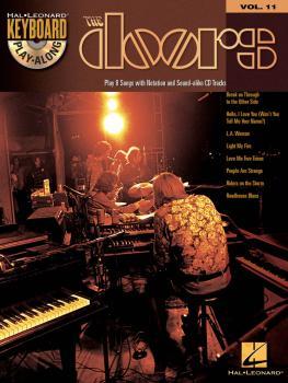 The Doors: Keyboard Play-Along Volume 11 (HL-00699886)