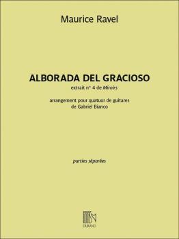 Alborada del Gracioso (Guitar Quartet Parts) (HL-50565962)
