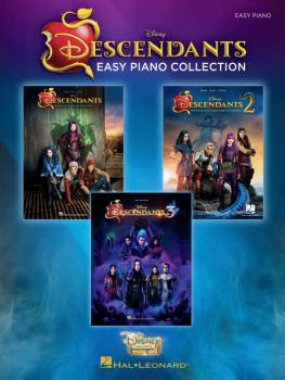 The Descendants Collection: Music from the Trilogy of Disney Channel M (HL-00322831)
