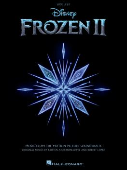 Frozen II for Ukulele: Music from the Motion Picture Soundtrack (HL-00329568)