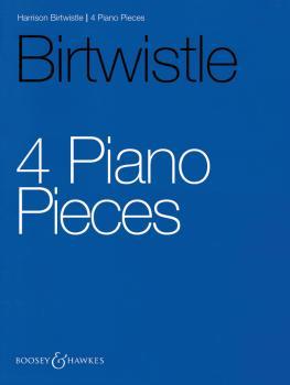 4 Piano Pieces (HL-48024559)