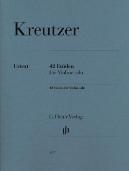 42 Etudes for Violin Solo (HL-51481177)