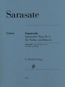 Zapateado, Spanish Dance No. 6 (Violin and Piano) (HL-51481371)
