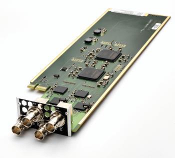 Pro Tools | MTRX Dual SDI/HD/3G Card (HL-00235773)