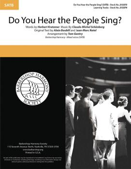 Do You Hear the People Sing? (from Les Misérables) (HL-00333994)