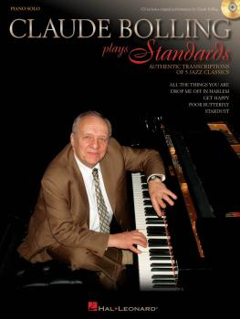 Claude Bolling Plays Standards: Authentic Transcriptions of 5 Jazz Cla (HL-00294035)