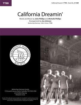 California Dreamin' (HL-00337837)
