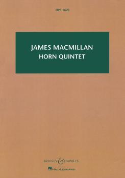 Horn Quintet (Study Score) (HL-48024649)