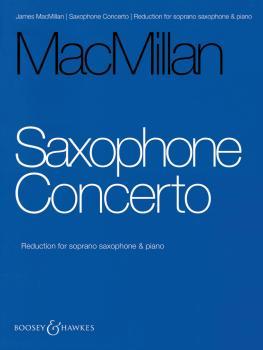 Saxophone Concerto: Soprano Saxophone and Piano (HL-48024759)