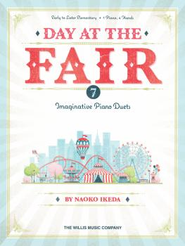 Day at the Fair (Early to Later Elementary 1 Piano, 4 Hands) (HL-00327998)