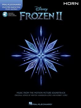 Frozen 2 Horn Play-Along (HL-00329582)