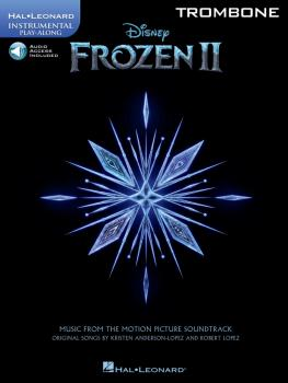 Frozen 2 Trombone Play-Along (HL-00329583)