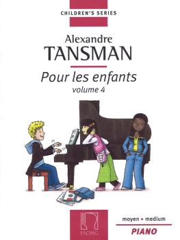 Pour les enfants (For Children) Volume 4 (Piano) (HL-50562048)