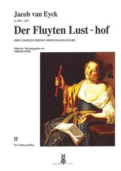 Der Fluyten Lusthof Volume 2 (Soprano recorder) (HL-50602071)