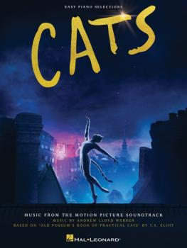 Cats: Easy Piano Selections from the Motion Picture Soundtrack (HL-00334754)