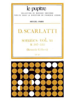 Sonates Volume 11, K507-555 (for Harpsichord or Piano) (HL-48188233)