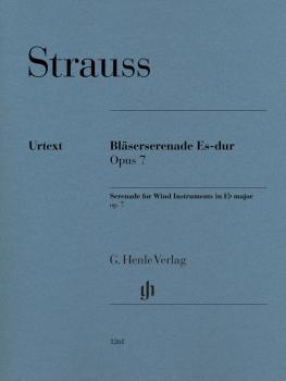 Serenade for Wind Instruments E-flat major op. 7: E-flat Major Score a (HL-51481261)
