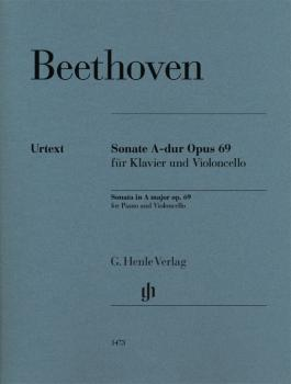 Cello Sonata a Major Op. 69 (Cello and Piano) (HL-51481473)