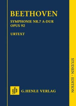 Symphony No. 7 a Major Op. 92: Orchestra Study Score (HL-51489817)