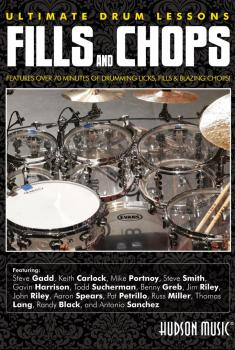 Fills & Chops: Ultimate Drum Lessons Series (HL-00321299)