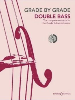 Grade by Grade - Double Bass (Grade 1) (With CDs of Performances and A (HL-48024879)