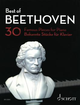 Best of Beethoven: 30 Famous Pieces for Piano (HL-49046361)