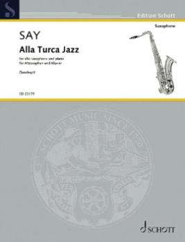 Alla Turca Jazz Op. 5b.: Fantasia on the Rondo from the Piano Sonata i (HL-49046415)