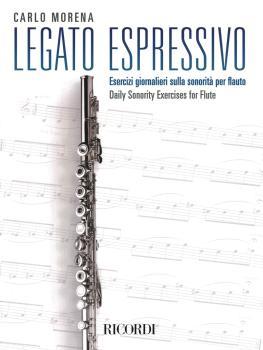 Legato Espressivo: Daily Sonority Exercises for Flute (HL-50603249)