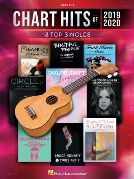 Chart Hits of 2019-2020 for Ukulele (HL-00334218)