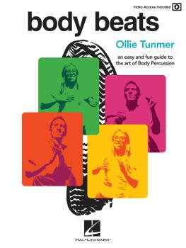 Body Beats: An Easy and Fun Guide to the Art of Body Percussion (HL-00288033)