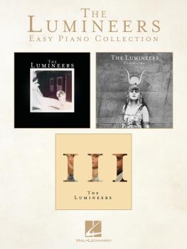 The Lumineers - Easy Piano Collection (HL-00334067)