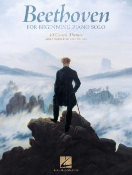 Beethoven for Beginning Piano Solo (HL-00338054)