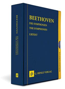The Symphonies: 9 Volumes in a Slipcase Study Score (HL-51489800)