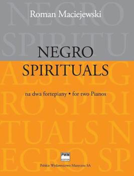 Negro Spirituals for Two Pianos (HL-00132877)