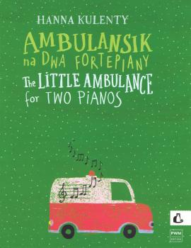 The Little Ambulance (for Two Pianos) (HL-00253948)