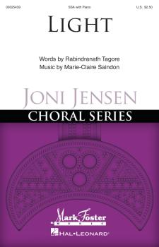 Light: Joni Jensen Choral Series (HL-00325439)