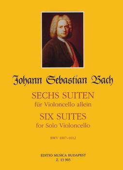 Six Suites, BWV 1007-1012 (HL-50510830)